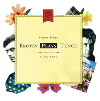Brown Plays Tenco: Studio & Live [LTMCD 2428]