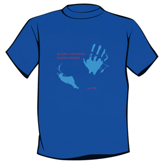 Broken Fingers [TWI 068 t-shirt]