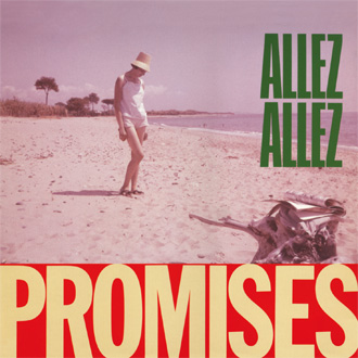 Allez Allez - Promises+African Queen [TWI 086 CD]