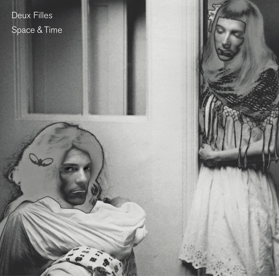 Deux Filles - Space & Time [TWI 1161 CD + LP]