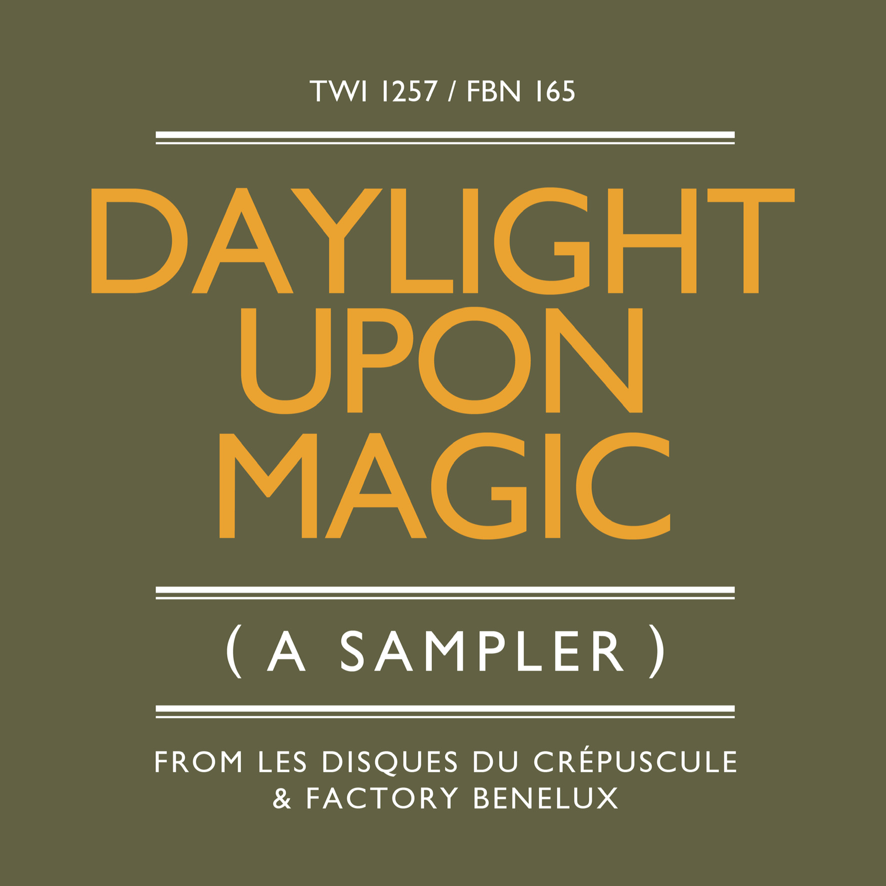Daylight Upon Magic