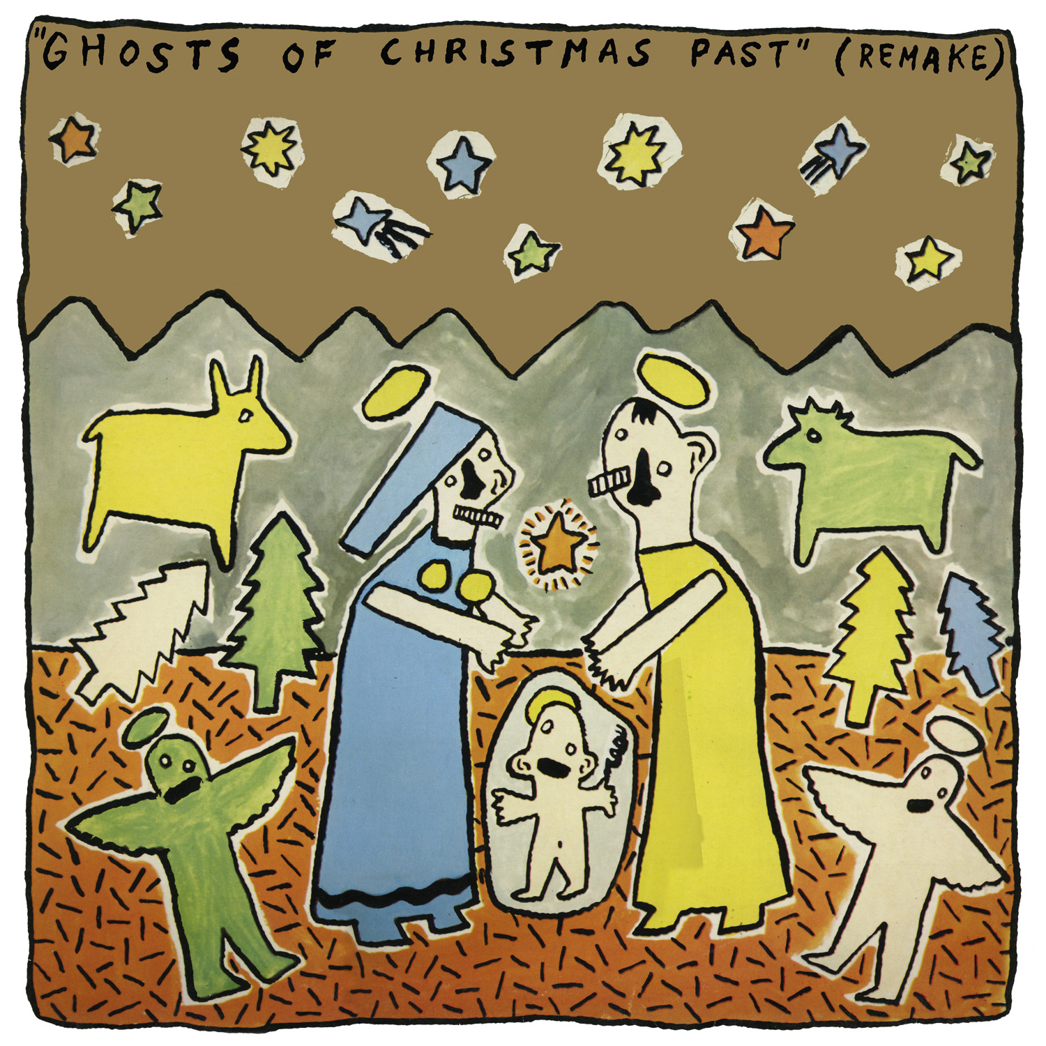 V/A - Ghosts of Christmas Past [TWI 158 / CD]